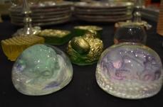 Globes at the Cincinnati Art Museum Shop Sale.